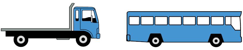 Medium Rigid vehicle